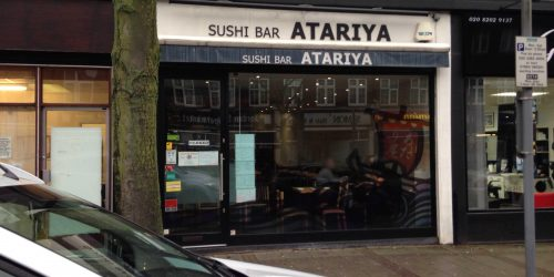 Atariya Sushi in London